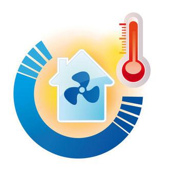 klimaanlagen zum k hlen und heizen von wohn und b ror umen. Black Bedroom Furniture Sets. Home Design Ideas