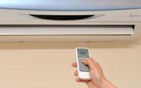 Klimaanlage im Haus